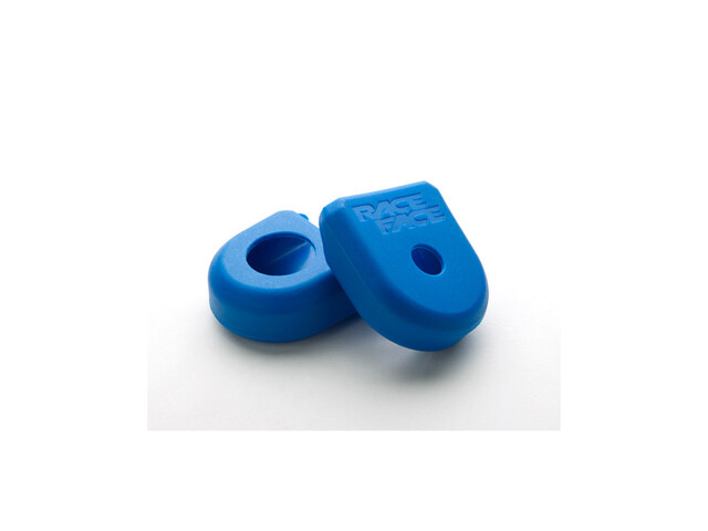 Race Face Crank Boot blau